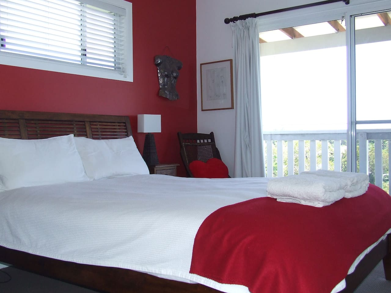 Fab Ocean View Room with Ensuite!