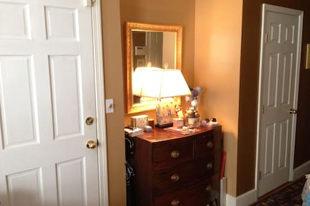 Classic South End Brownstone-1 BR