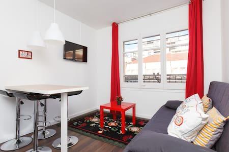 NEW! WIFI&TERRACE APT.G - Hospitalet de Llobregat - Apartment