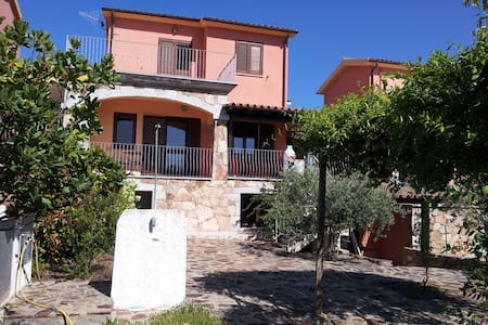 Holiday House in Sardinia - Budoni, Olbia-Tempio