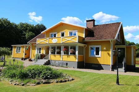 Pensionat / Bed & Breakfast - Stenbrohult - Bed & Breakfast