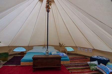 Green Horizons Eco-Glamping - Tent