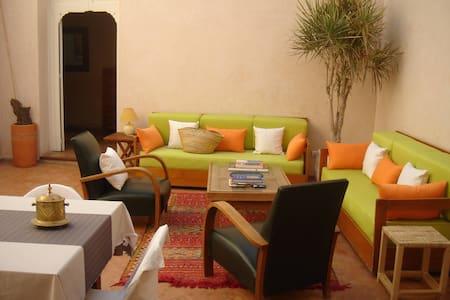 Day May in Kasbah des Oudayas - Rabat - Casa
