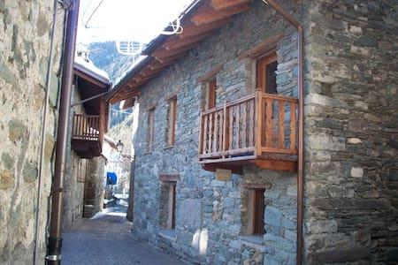 charme and ski - Brusson - Wohnung