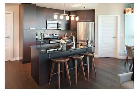 21st Floor Downtown Executive Suite - Calgary - Condominium