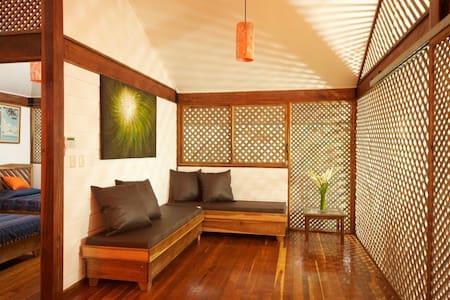 Saravaplace Tropical Houses - Puerto Viejo de Talamanca - House