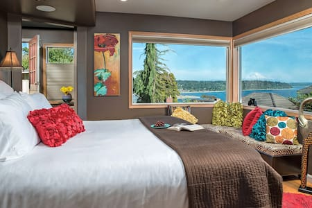 Three Tree Point Bed and Breakfast - Seattle