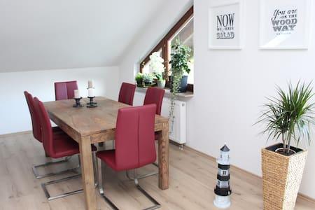 FeWo Löffelstiel Edersee/Kellerwald - Edertal - Apartament