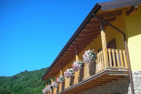 Bed and Breakfast in the wood... - Cenate Sopra