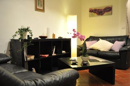 Quiet apartment in Trastevere