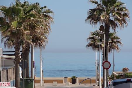 Apartamento céntrico a 50m playa - Apartment