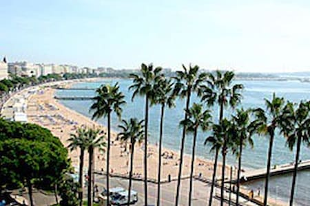 Central Cannes Room