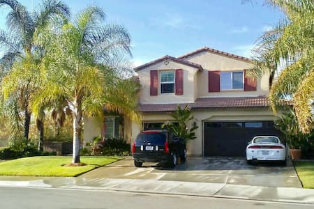 Beautiful Home in Moreno Valley - Rumah
