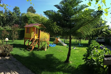 Lovely cottage with private pool - Espinho - Cabin