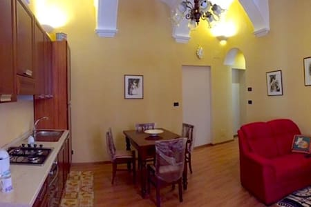 Apartment in the center of Saluzzo - Saluzzo - Wohnung
