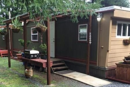 Trailer in the Redwoods - Crescent City - Autre