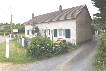 Maison de campagne - Hauteville-la-Guichard - Haus
