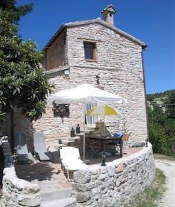 Private studio in the countryside - Ponte Rio - Wohnung