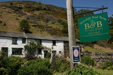 Mosedale End Farm Bed & Breakfast - Bed & Breakfast