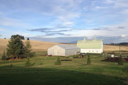 Daily's Farm Air B&B - Potlatch - Casa
