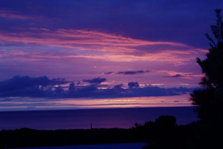 Sunsets and Sea Views Pt Willunga - Hus