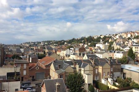 Sérénité et luminosité - Le Havre - Apartment