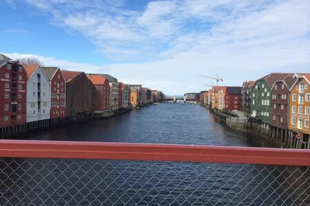 Old Town Bridge - Vindsvåning