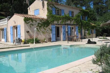 Villa Provençale dans le Var - Vidauban