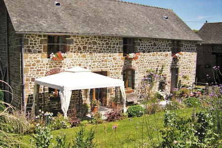La Cloue Tranquil FarmH B&B Lassay - Oda + Kahvaltı