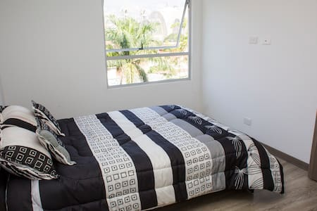New, quiet, great location and safe - Medellín - Appartamento