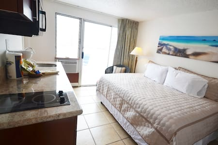 1201L Grand Studio, Waikiki BEACH! - Appartamento
