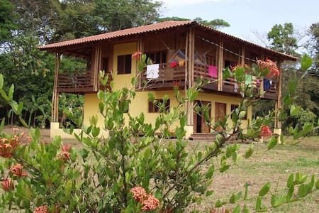 Charming Tropical Villa - Casa