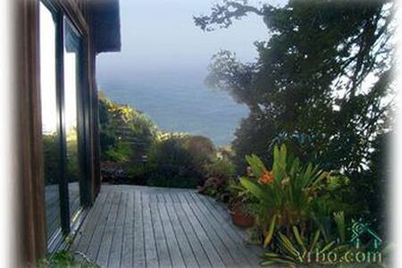 Big Sur Mountain Retreat - Kisház