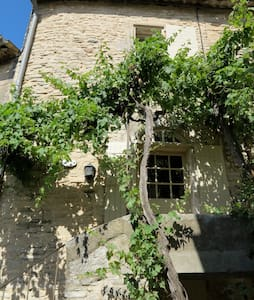Cozy 2 BR village house in Goult - Goult - House