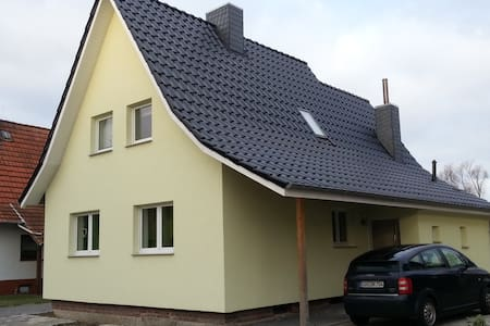 Ferienhaus in Bremerhaven, Tor zur  - Rumah