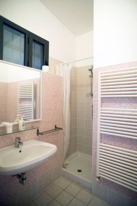 Bagno Appartamento Bisentina