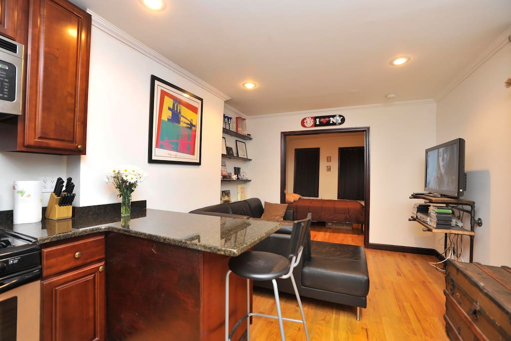 Perfect East Village Apartment