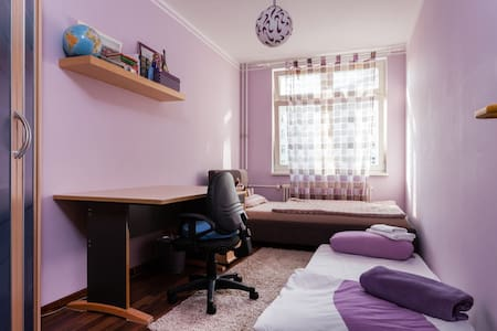 Gemütliches Zimmer imHerzen Berlins - Berlin - Apartment