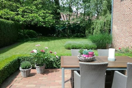 Beautiful guestroom near by Hasselt - Lummen - Villa