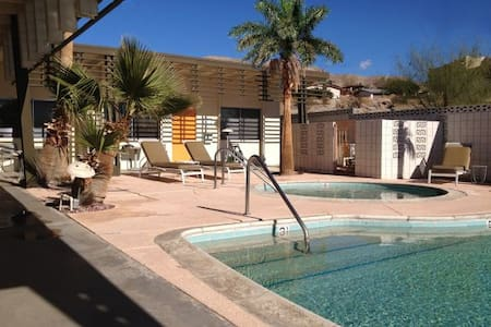 1960s California Desert/Spa Getaway - Desert Hot Springs - Condominio