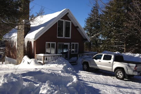 Beautiful chalet for any season - Winhall