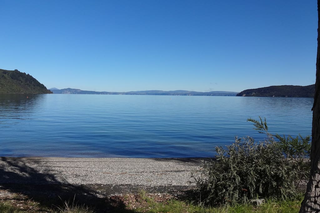 Stunning Lake Taupo