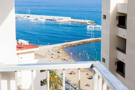 Beachfront gem with great amenities & facilities - Marbella - Apartment