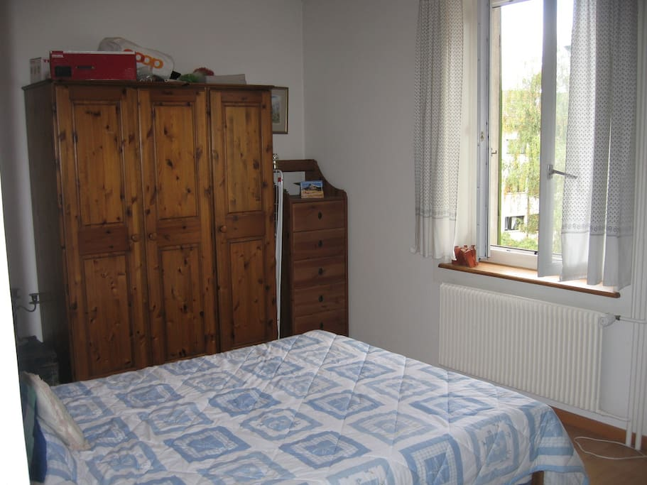 At Home Abroad:  Double Room