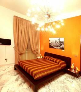 B&B Villa Quaranta #CameraArancione - Portici - Bed & Breakfast