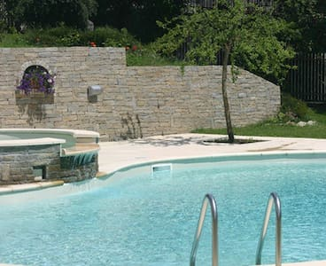 La Volpe e L'Uva Holiday House - Piverone - Apartment