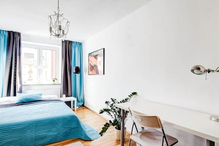 Cozy room in the heart of Munich - München - Lejlighed