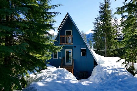 Summit at Snoqualmie A-frame Cabin - Maison