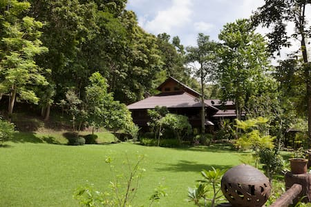 Phing Phu, spacious mountain chalet - Chiang Mai - Chalet