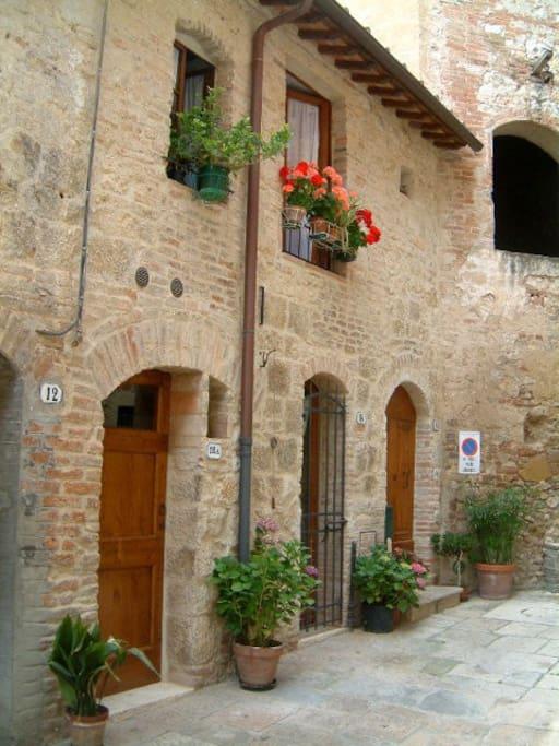 "Holiday House ""La Ceppaia"" - Rustic"